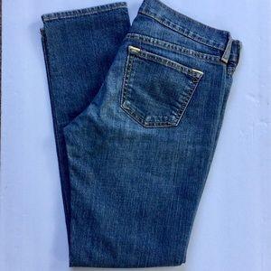 Old Navy Diva Jeans Sz 4 short